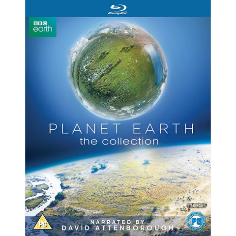 Planet Earth: The Collection [Blu-Ray Box Set]