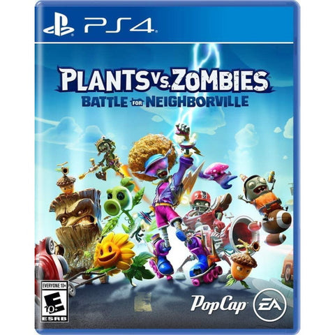 Plants vs. Zombies: Battle for Neighborville [PlayStation 4]