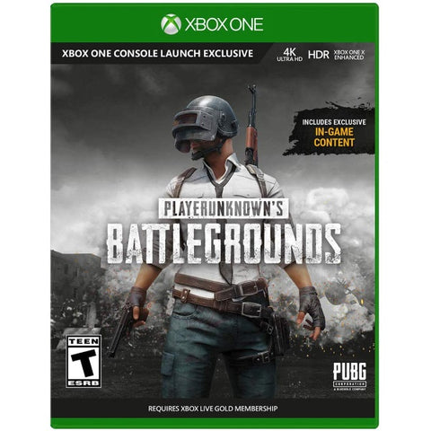 PlayerUnknown's Battlegrounds - Full Product Release [Xbox One]