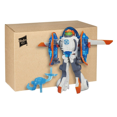 Transformers: Rescue Bots Energize - Blades the Copter-bot Action Figure (A2770) [Toys, Ages 3-7]