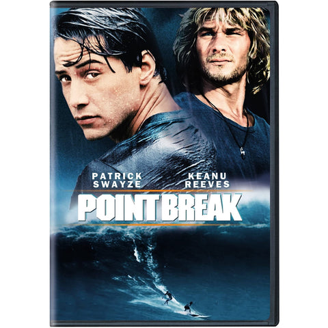 Point Break (1991) [DVD]