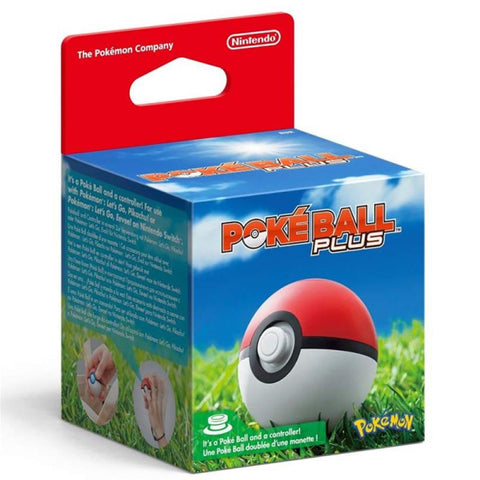 Poke Ball Plus [Nintendo Switch Accessory]