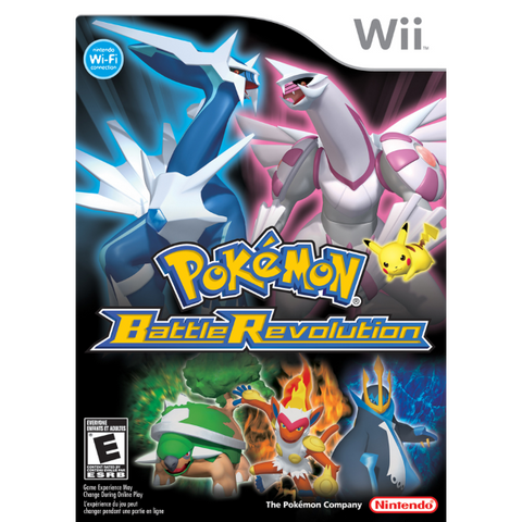 Pokemon Battle Revolution [Nintendo Wii]