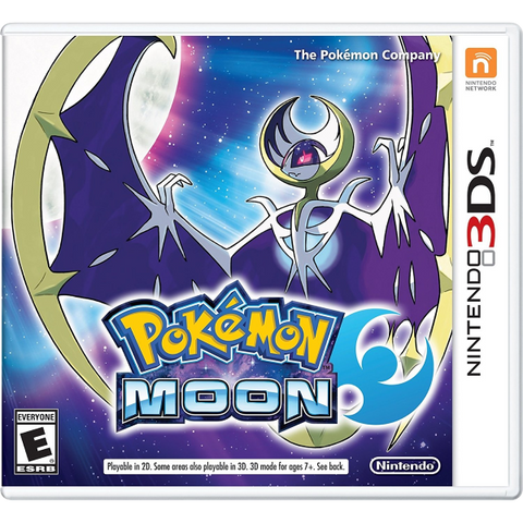 Pokemon Moon [Nintendo 3DS]