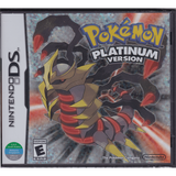 Pokemon Platinum Version [Nintendo DS DSi]
