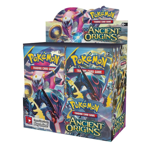 Pokemon TCG XY - Ancient Origins Booster Box - 36 Packs [Card Game, 2 Players]
