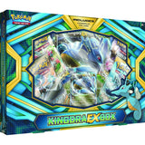Pokemon TCG - Kingdra-EX Box [Card Game, 2 Players]