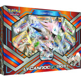 Pokemon TCG Lycanroc-GX Box [Card Game, 2 Players]