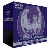 Pokemon TCG Sun & Moon Elite Trainer Box - Lunala [Card Game, 2 Players]