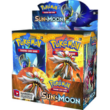 Pokemon TCG Sun & Moon Booster Box - 36 Packs [Card Game, 2 Players]