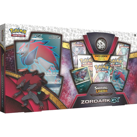 Pokemon TCG - Zoroark-GX Special Collection Box [Card Game, 2 Players]