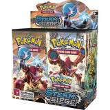 Pokemon TCG XY-Steam Siege Booster Box - 36 Packs [Card Game, 2 Players]