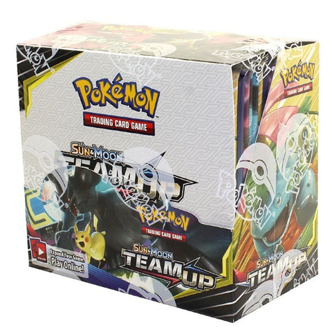Pokemon TCG Sun & Moon - Team Up Booster Box - 36 Packs [Card Game, 2 Players]