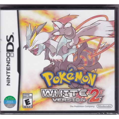 Pokemon White Version 2 [Nintendo DS DSi]