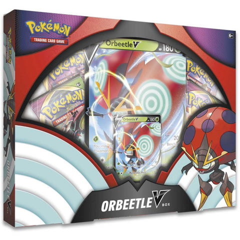 Pokemon TCG: Orbeetle V Box [Card Game, 2 Players]