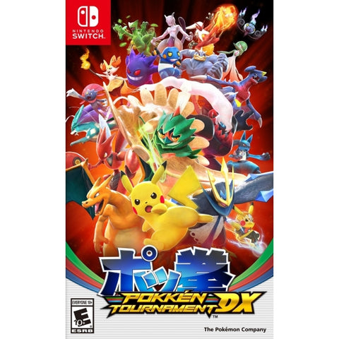Pokken Tournament DX [Nintendo Switch]