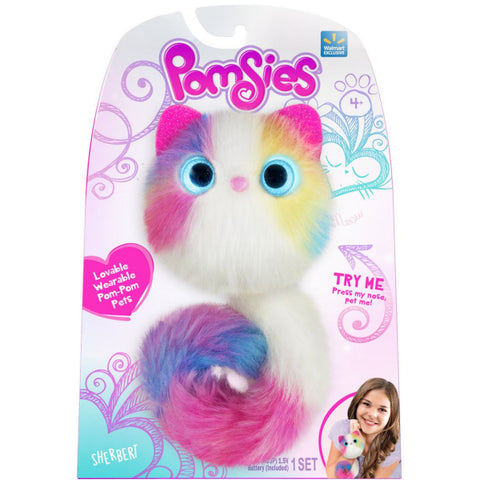 Pomsies: Sherbert [Toys, Ages 3+]