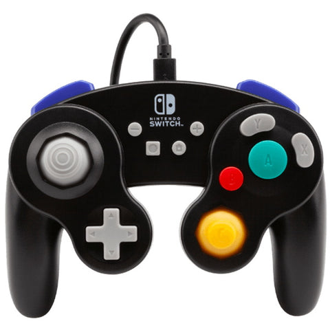 PowerA Wired Controller for Nintendo Switch - GameCube Style: Black [Nintendo Switch Accessory]