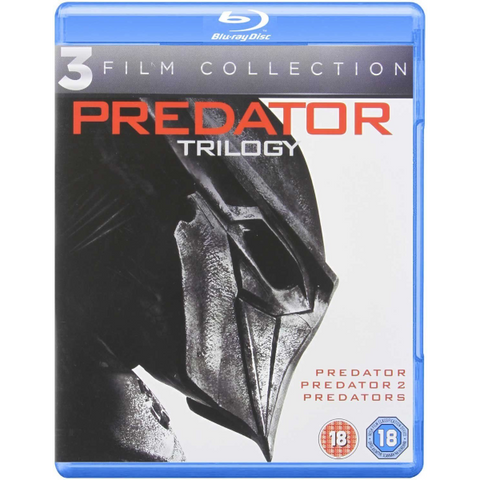 Predator Trilogy [Blu-Ray Box Set]