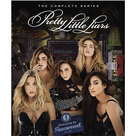Pretty Little Liars: The Complete Series - Seasons 1-7 [DVD Box Set]