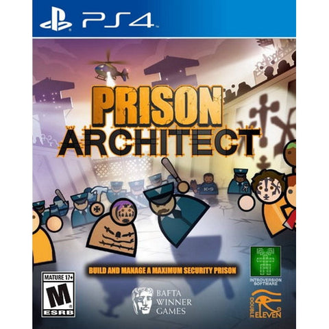 Prison Architect [PlayStation 4]