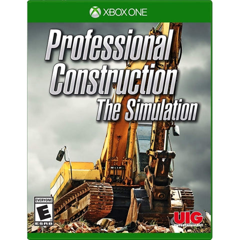 Professional Construction: The Simulation [Xbox One]