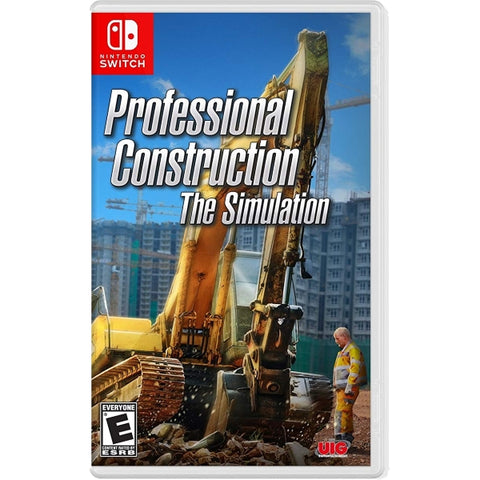 Professional Construction: The Simulation [Nintendo Switch]