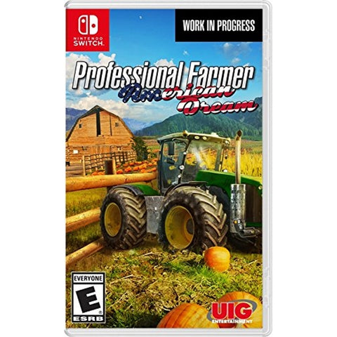Professional Farmer: American Dream [Nintendo Switch]