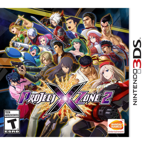 Project X Zone 2 [Nintendo 3DS]