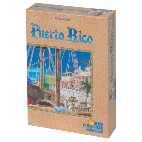 Puerto Rico [Board Game, 3-5 Players]