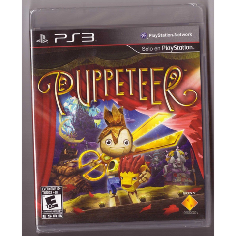 Puppeteer [PlayStation 3]