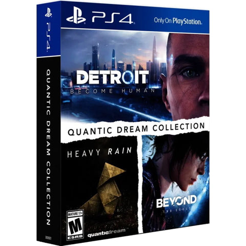 Quantic Dream Collection [PlayStation 4]