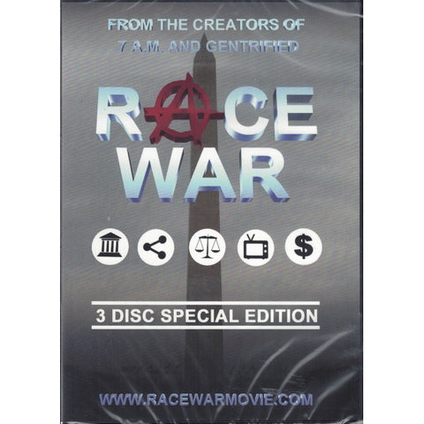 Race War - 3-Disc Special Edition [DVD]