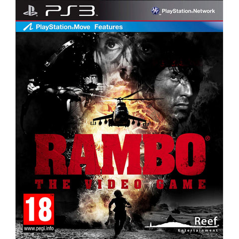 Rambo: The Video Game [PlayStation 3]