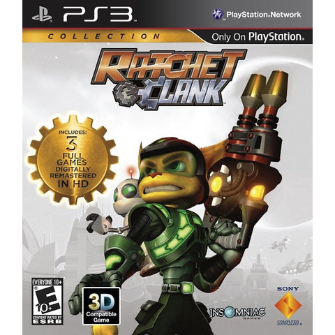 Ratchet & Clank Collection [PlayStation 3]