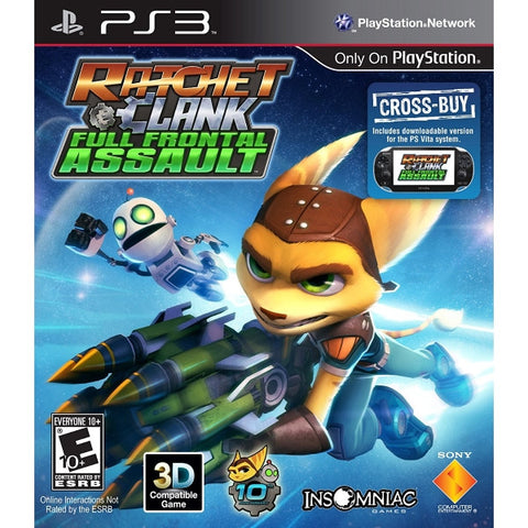 Ratchet & Clank: Full Frontal Assault [PlayStation 3]