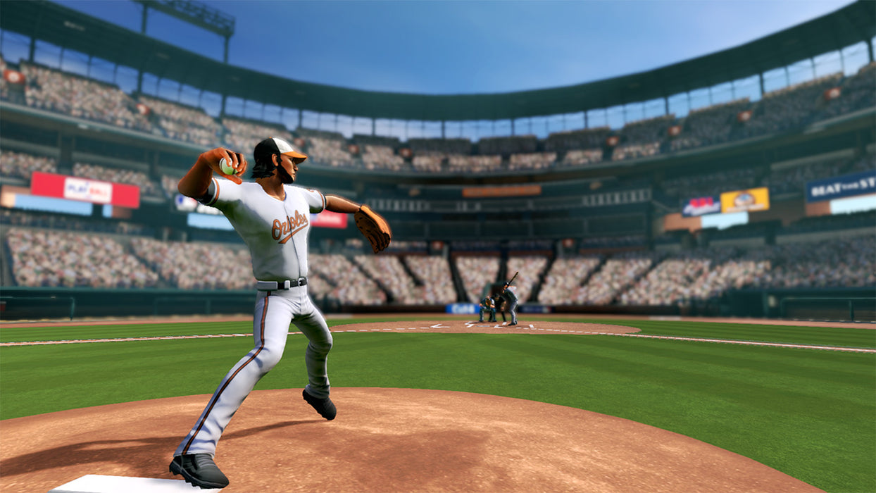 R.B.I. Baseball 17 [PlayStation 4]