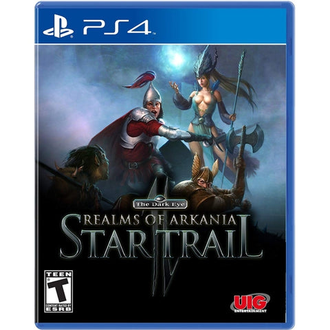 Realms of Arkania: Star Trail [PlayStation 4]