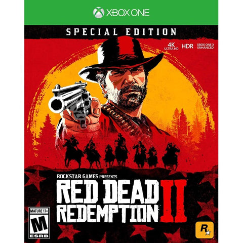 Red Dead Redemption 2 - Special Edition [Xbox One]