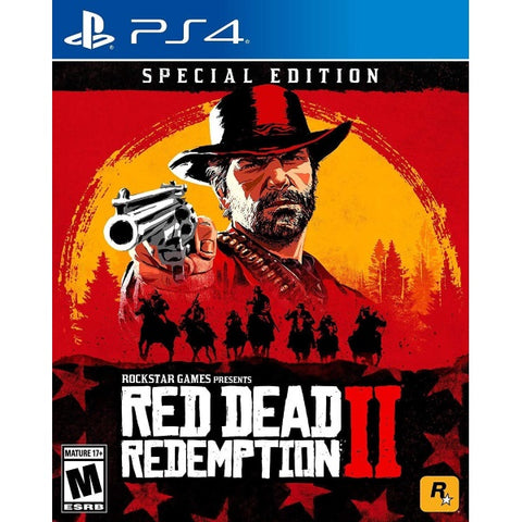 Red Dead Redemption 2 - Special Edition [PlayStation 4]