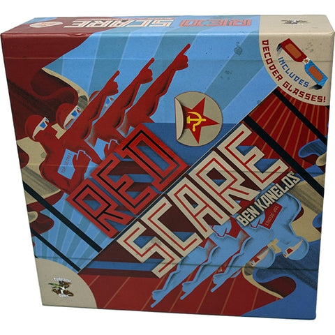 Red Scare [Board Game, 4-10 Players]