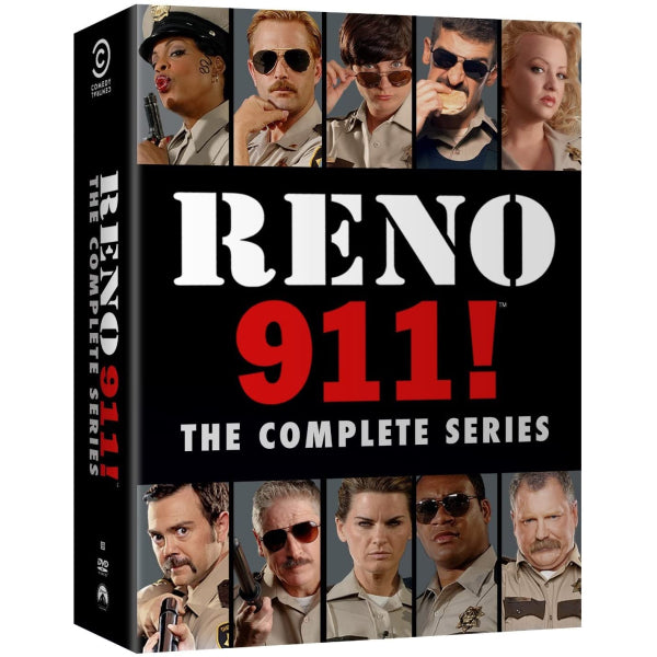 Reno 911!: The Complete Series - Seasons 1-6 [DVD Box Set]