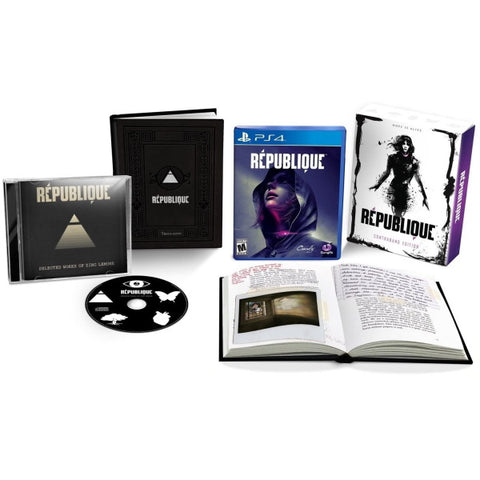 Republique - Contraband Edition [PlayStation 4]