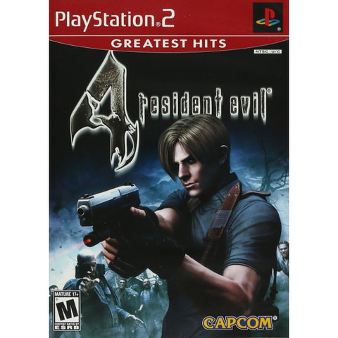 Resident Evil 4 [PlayStation 2]