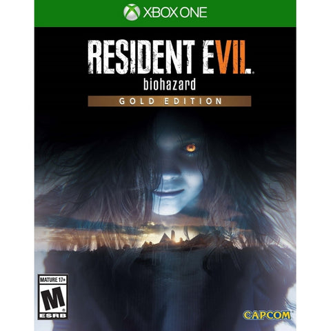 Resident Evil 7: Biohazard - Gold Edition [Xbox One]