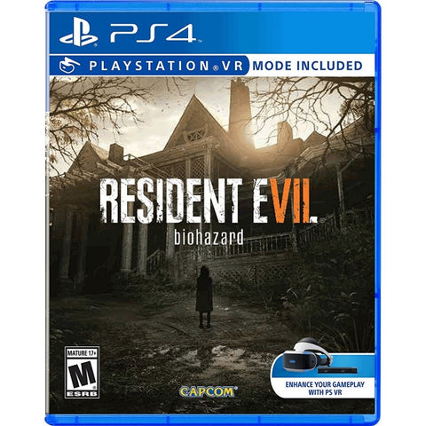 Resident Evil 7: Biohazard [PlayStation 4 - VR Mode Included]
