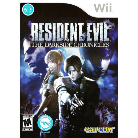 Resident Evil: The Darkside Chronicles [Nintendo Wii]