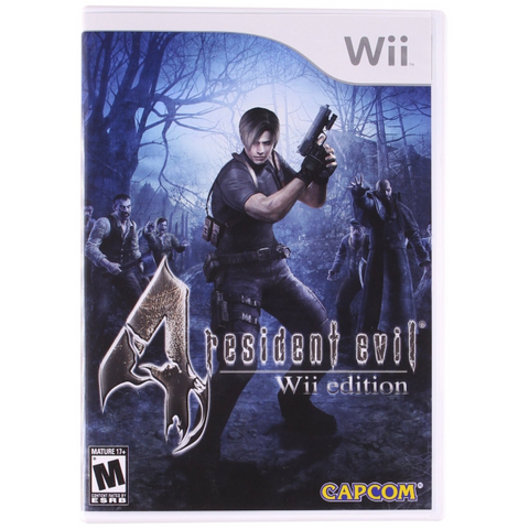 Resident Evil 4: Wii Edition [Nintendo Wii]