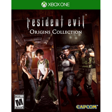 Resident Evil: Origins Collection [Xbox One]