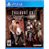 Resident Evil: Origins Collection [PlayStation 4]
